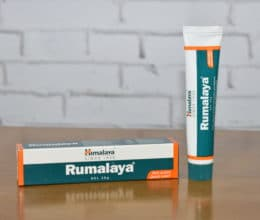 Creme dental Rumalaya by Himalaya