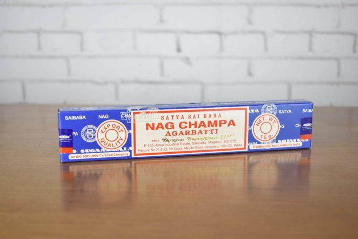 Incenso Satya Masala Nag Champa Agarbatti