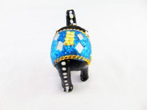 Elefante pequeno - azul