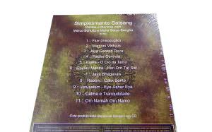DVD Simplesmente Satsang Cantos e Mantras