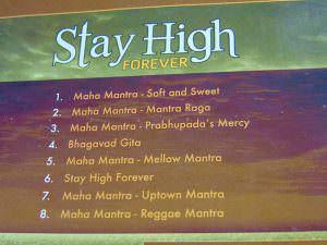 CD Stay High Forever Mahatma Das