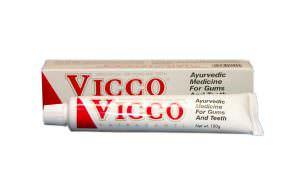 Creme dental Medicinal Ayurvédico Vicco