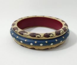 pulseira artesanal indiana