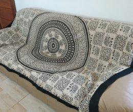 colcha indiana mandala