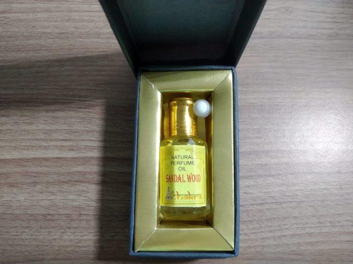 perfume natural