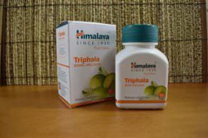 Triphala Churna da marca Himalaya