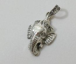 pingente de prata de Ganesha