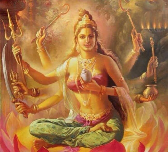 Deusa Shakti