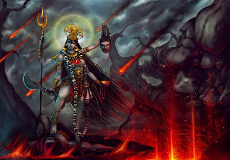 Deusa Kali