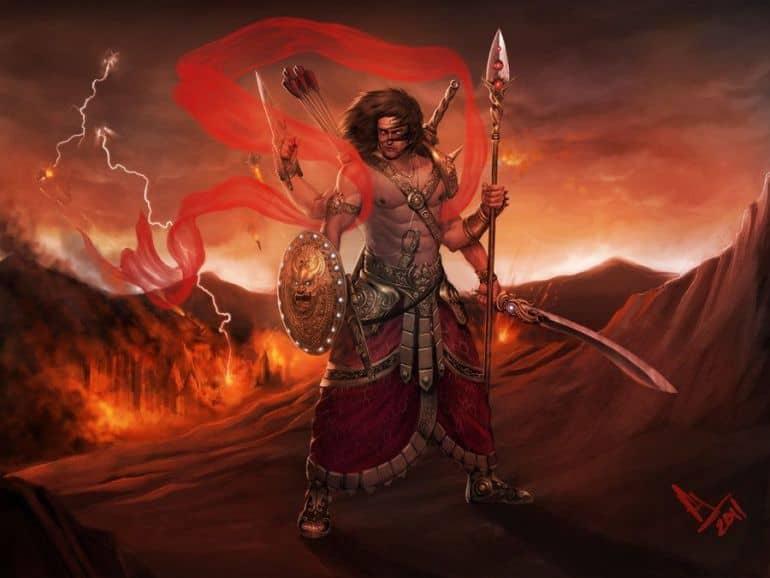 Deus Kartikeya