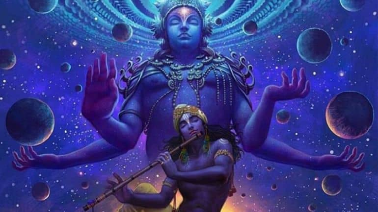 Deus Vishnu
