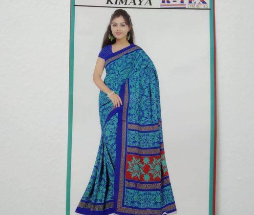 sari azul