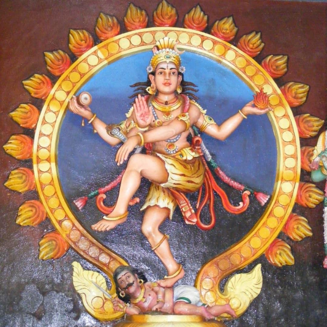 Thandava - Dança Cósmica de Shiva