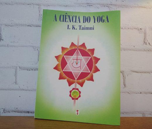 Livro A Ciência do Yoga