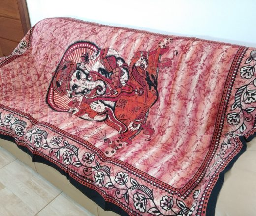 colcha indiana ganesha