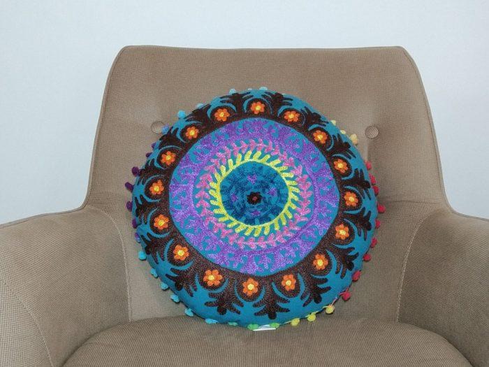almofada futon indiana