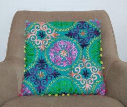 almofada indiana futon