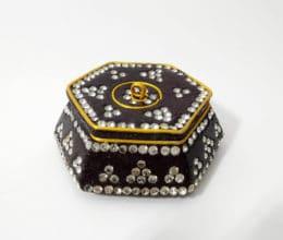 caixinha indiana artesanal