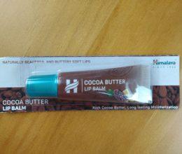 Cocoa Butter Lip Balm Himalaya Herbals