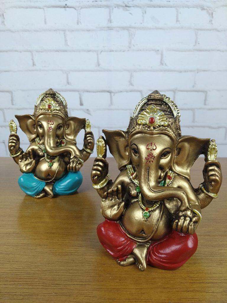 Ganesha sentado
