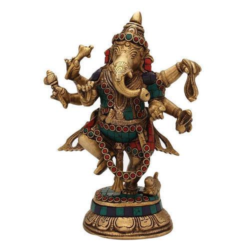 Ganesha pose dança