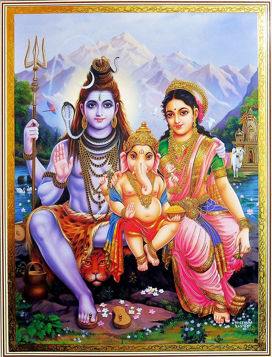 Ganesha história