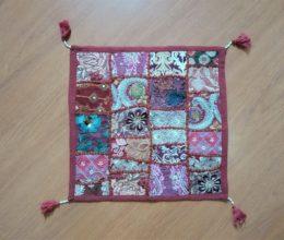 almofada indiana patchwork