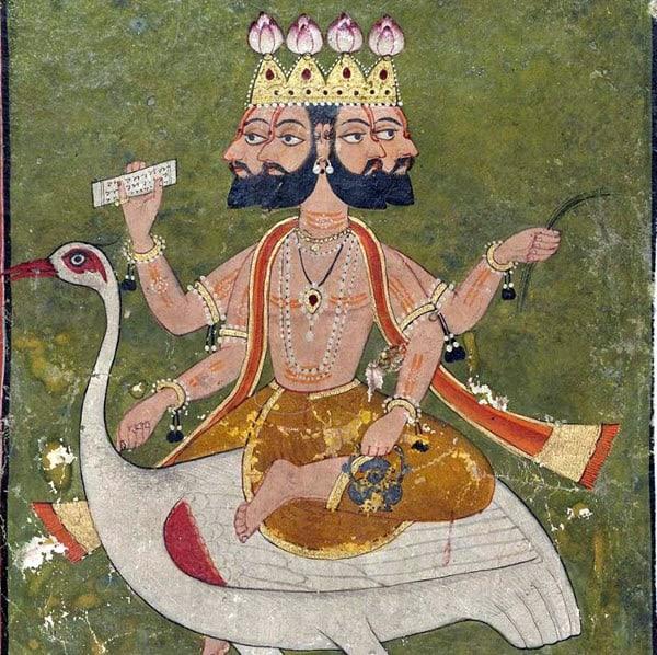 deus Brahma