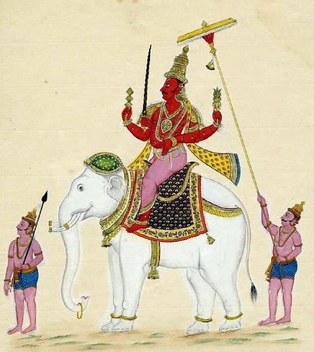 deus Indra
