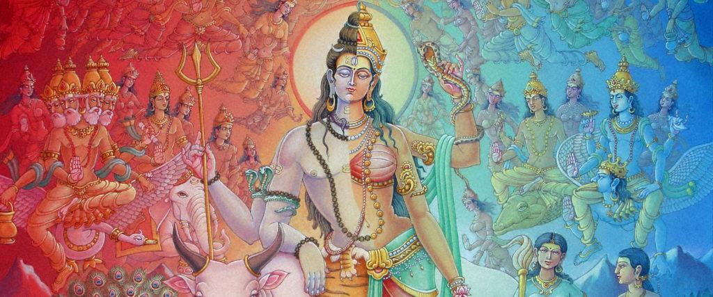 deuses hindus