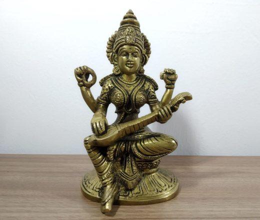 deusa Saraswati