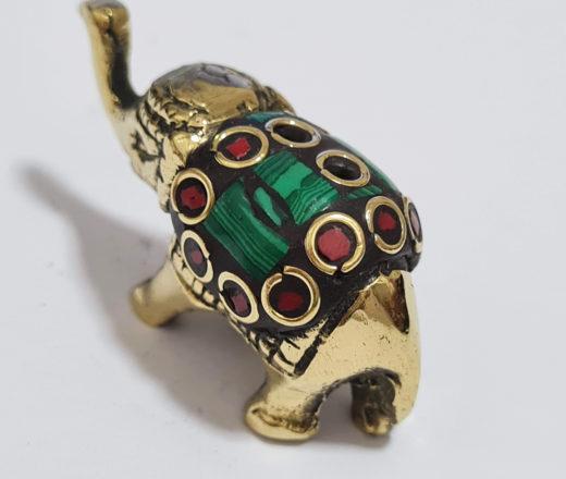 porta incensos de elefante