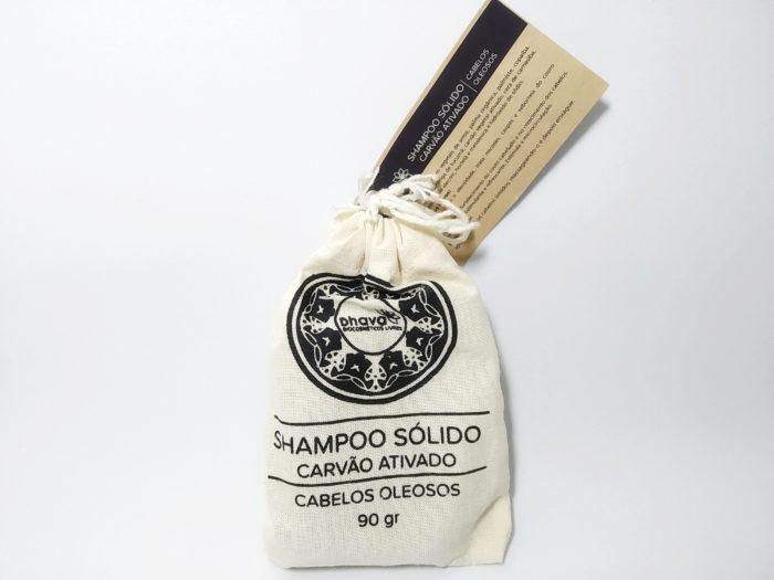 shampoo em barra com Neem