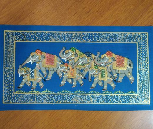pintura Rajasthani hindu