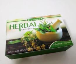 Sabonete Natural Goloka ervas