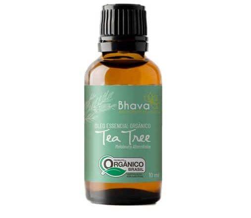 oleo essencial de melaleuca (tea tree)