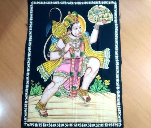panô de Hanuman
