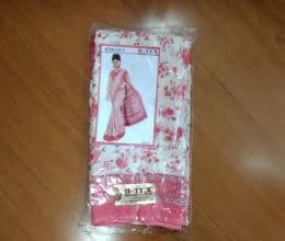 sari indiano rosa