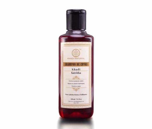 Shampoo Ayurvédico Satritha da Khadi Natural