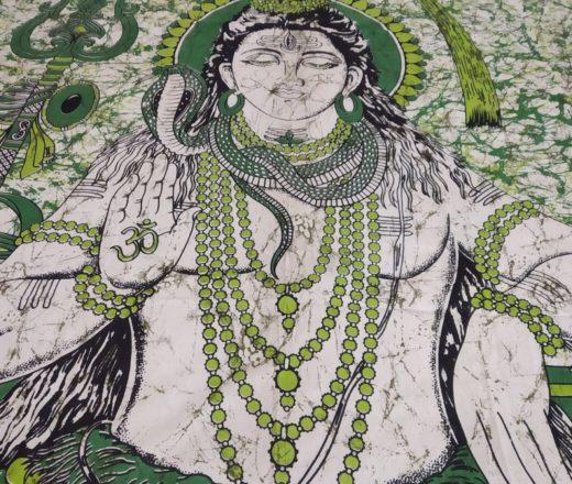 colcha de Shiva
