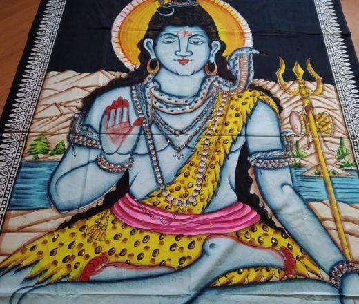 Painel de Shiva grande