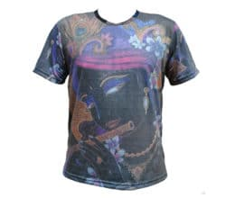 camiseta de Krishna