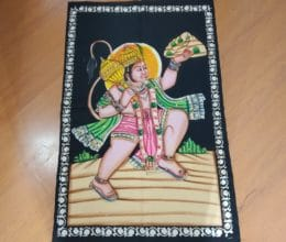 Painel de tecido Hanuman