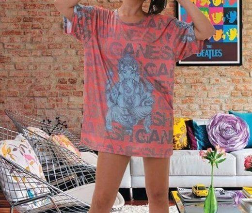 camiseta de Ganesha