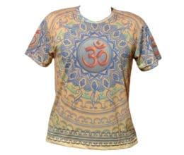 camiseta Om mandala