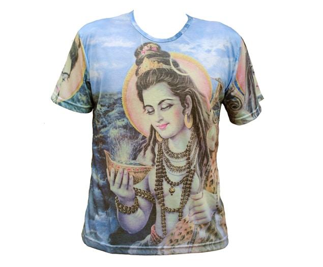 camiseta de Shiva