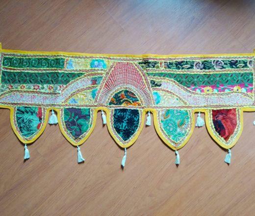 bandô de porta indiano