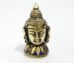 incensário de Buda mosaico de pedras