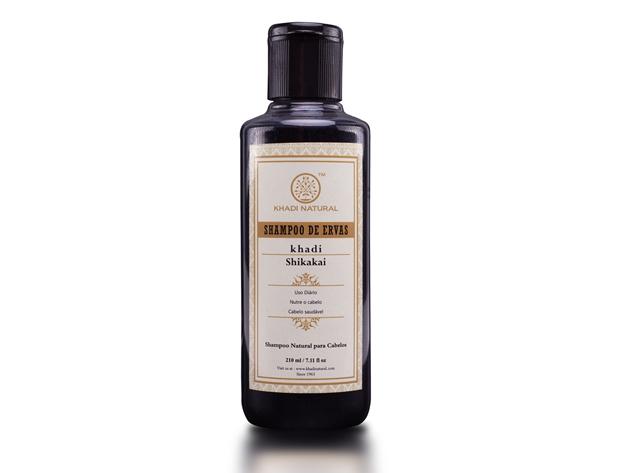 shampoo Shikakai Khadi Natural