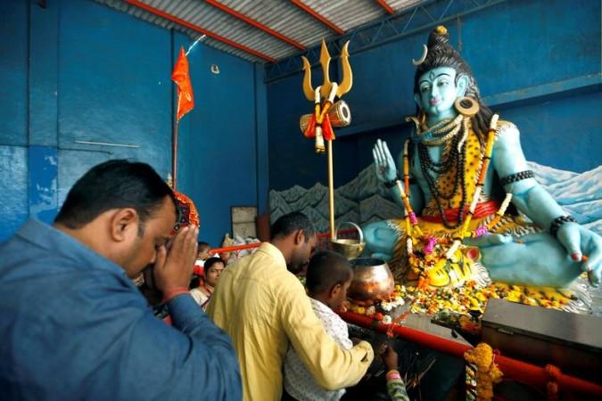 adoração a Shiva rituais
